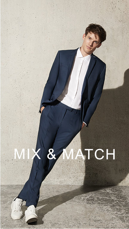Herren Mix and Match