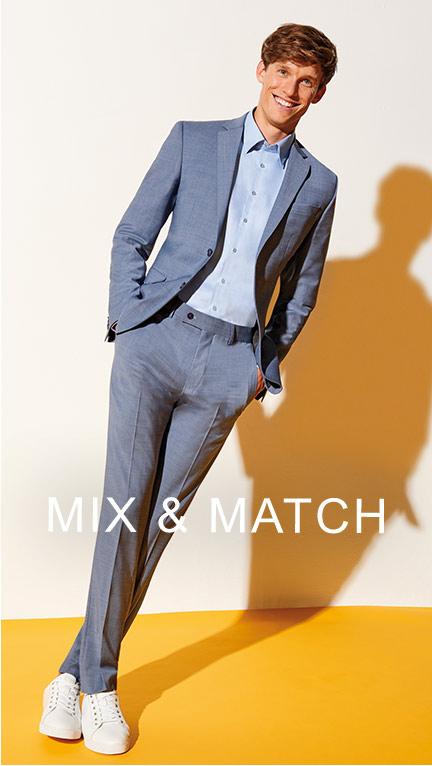 Mix & Match Herren
