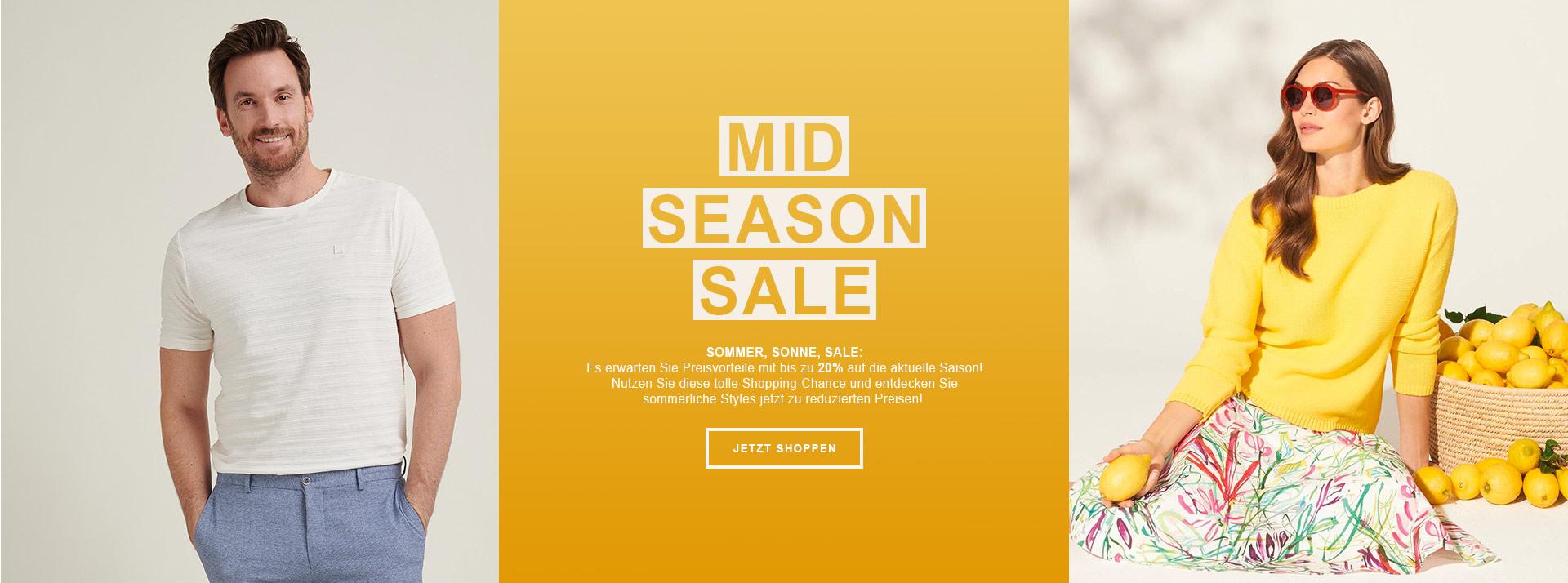 Mid Season Sale Daniel Hechter