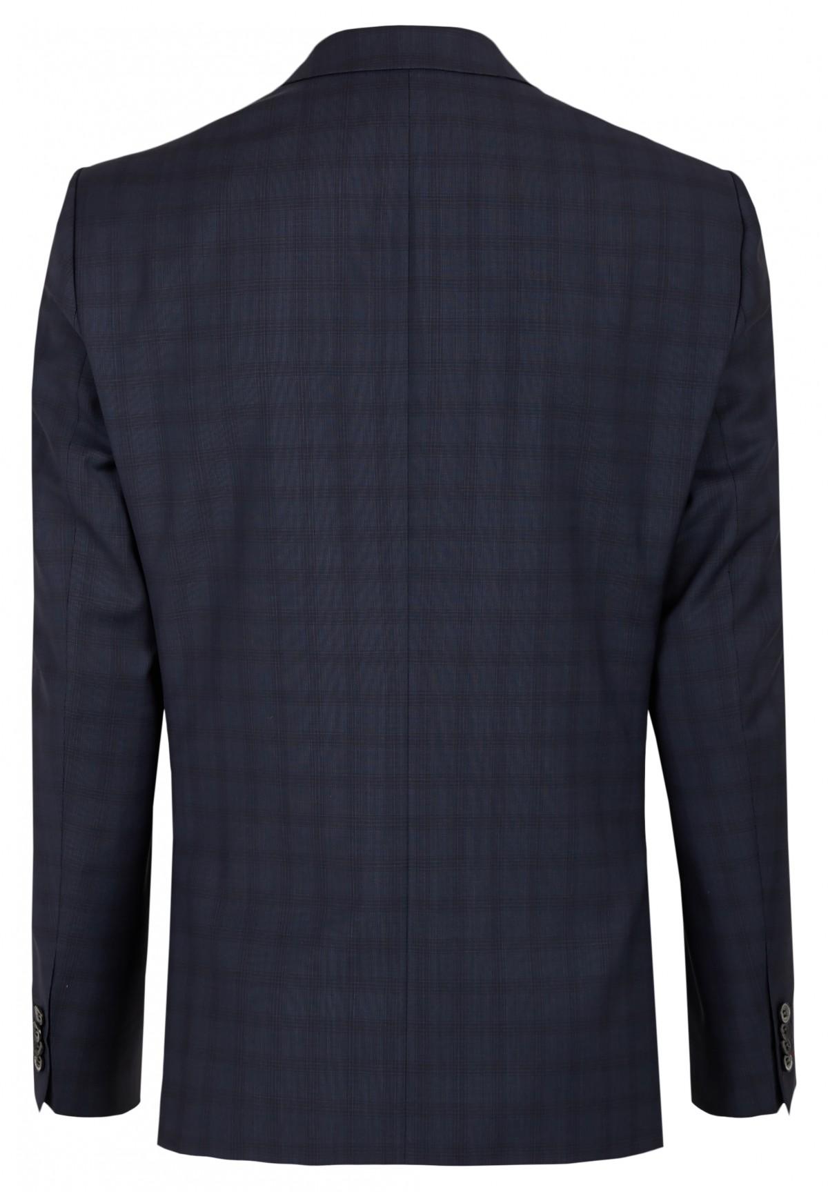 Business-Anzug mit Karo-Musterung / SUIT NEW
