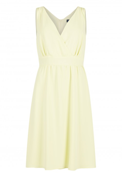 Kleid, light yellow