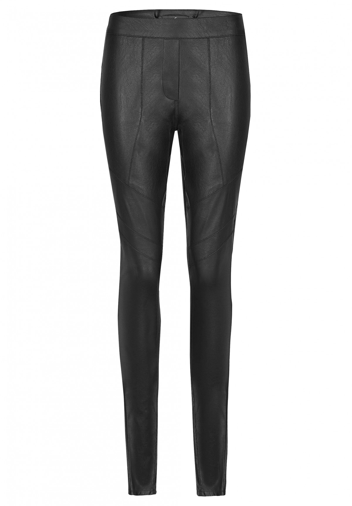 Modische Leggings / Fake Leather Pants