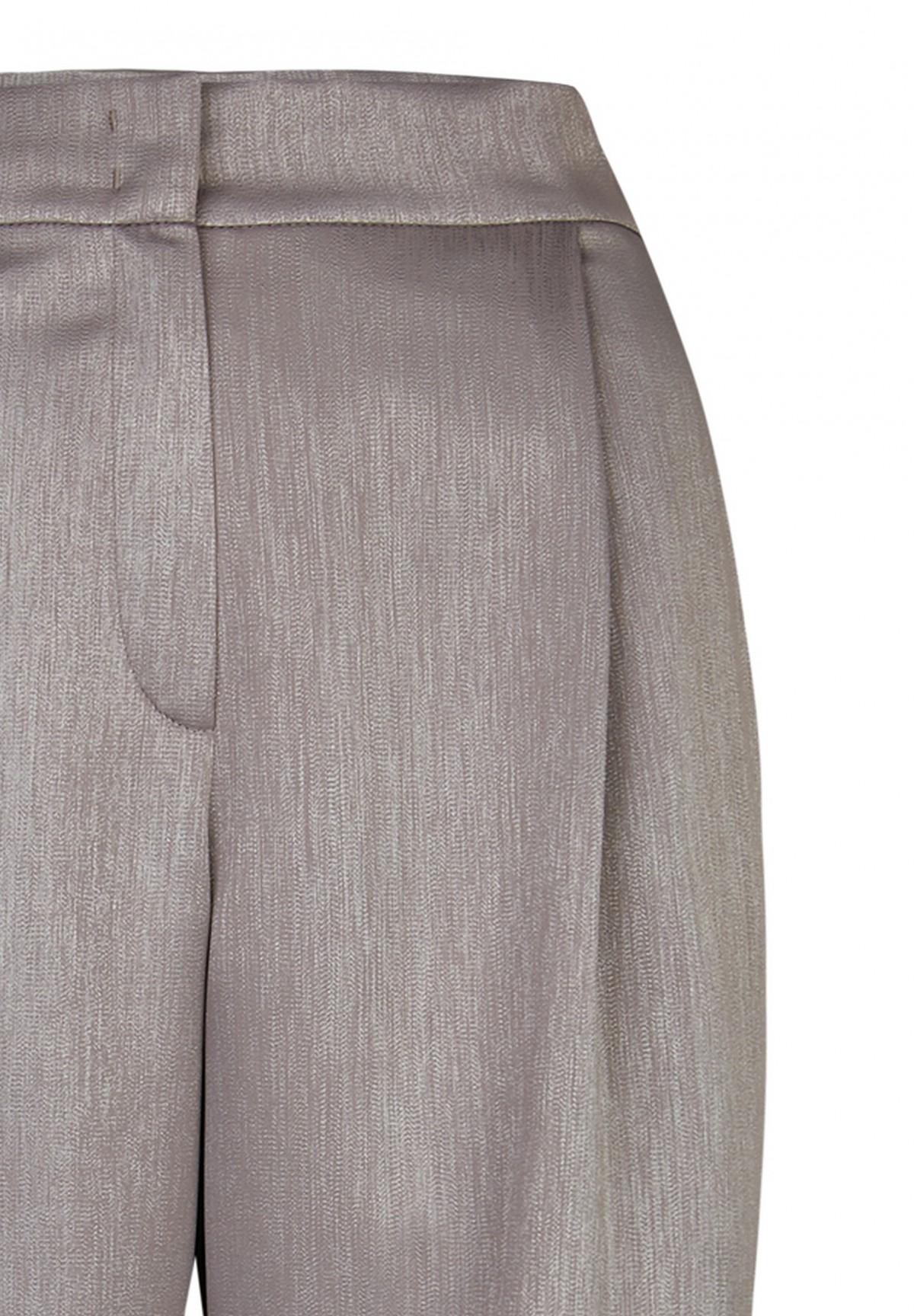 Jupe culotte taille haute /