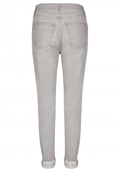 Hose mit modischer Waschung, grey