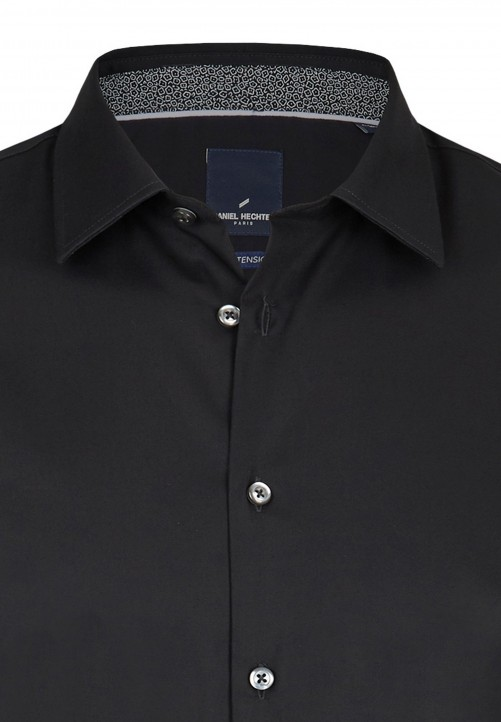 SHIRT SHAPE FIT, black