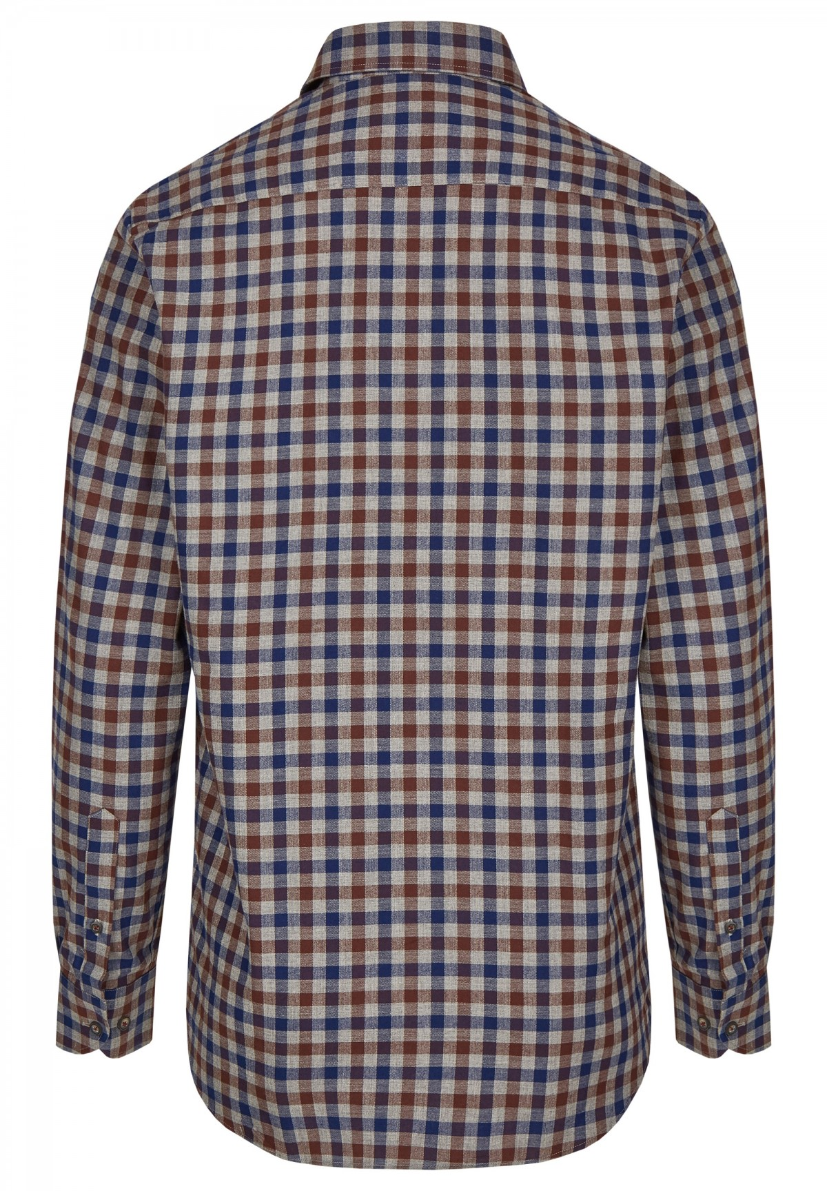 Legeres Freizeithemd in Karo-Muster / Legeres Freizeithemd in Karo-Muster