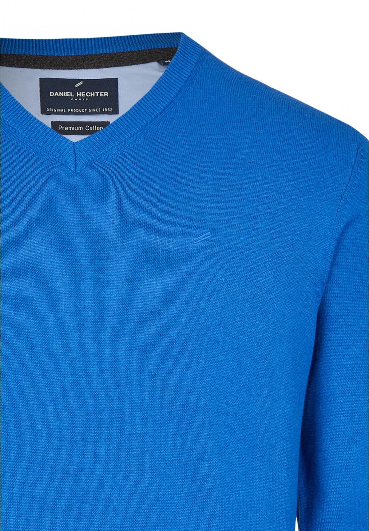 Essential-Pullover mit V-Ausschnitt / Essential-Pullover mit V-Ausschnitt