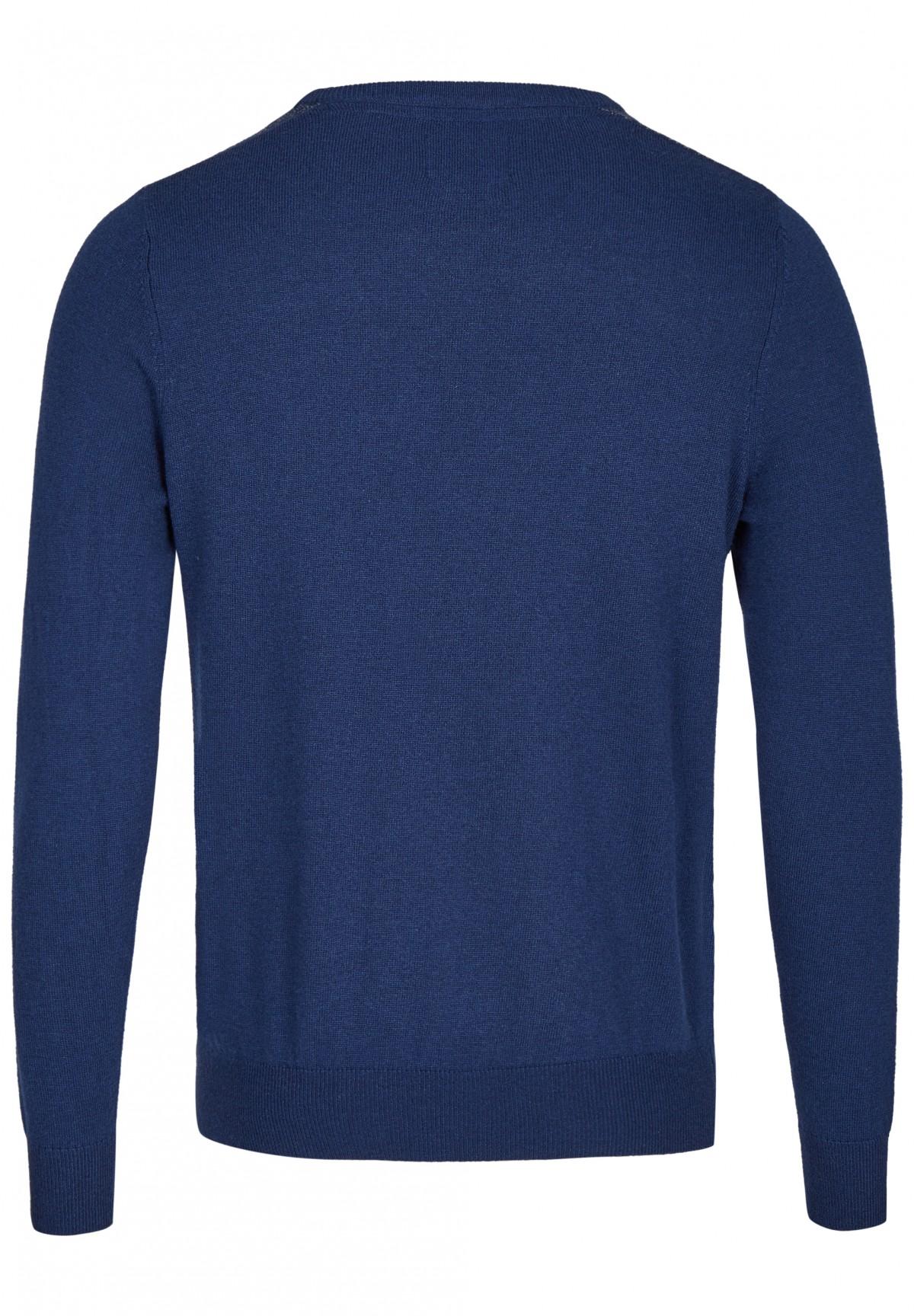 Pullover mit V-Ausschnitt / Pullover mit V-Ausschnitt