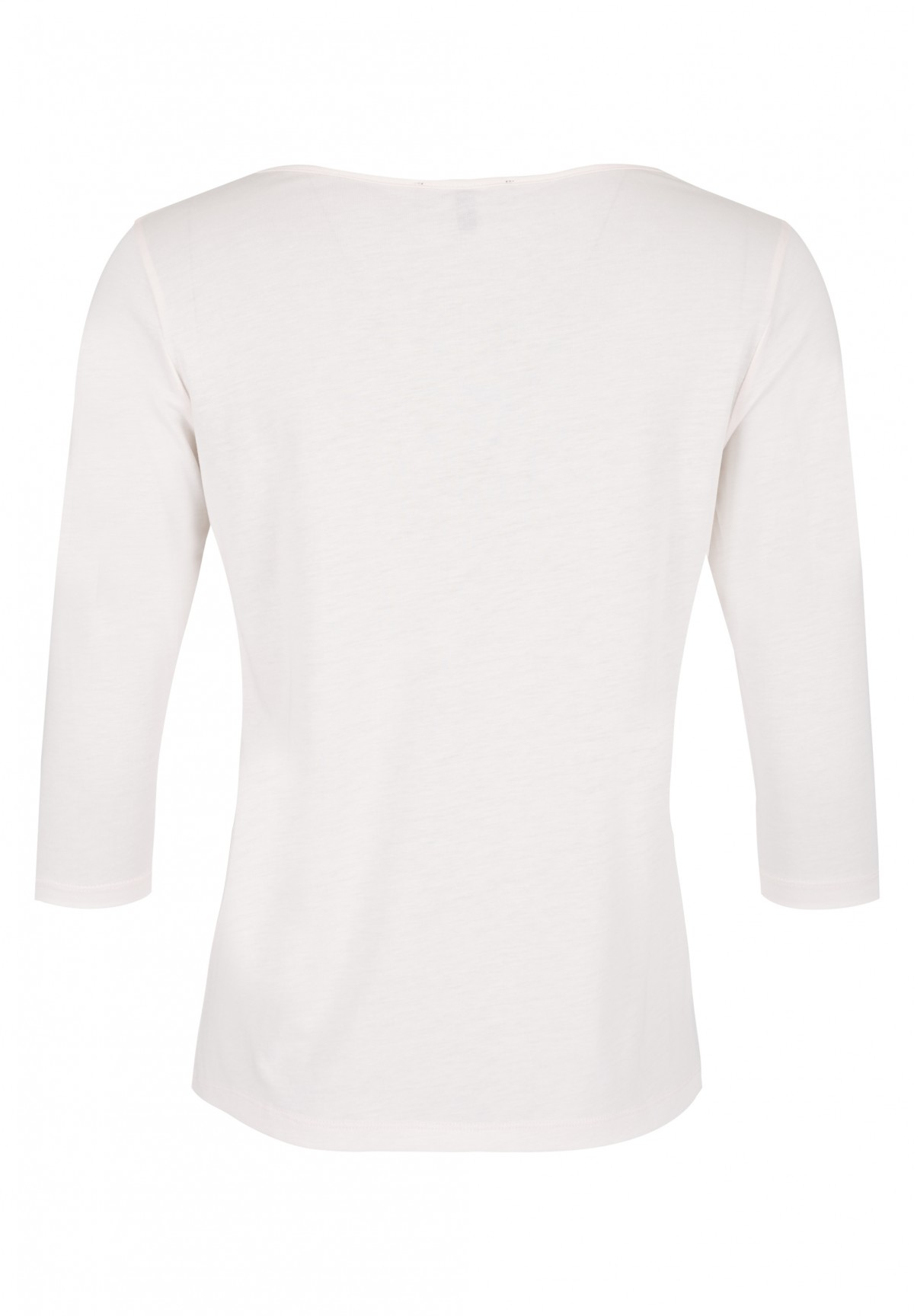 Shirt mit raffiniertem Ausschnitt / Shirt
