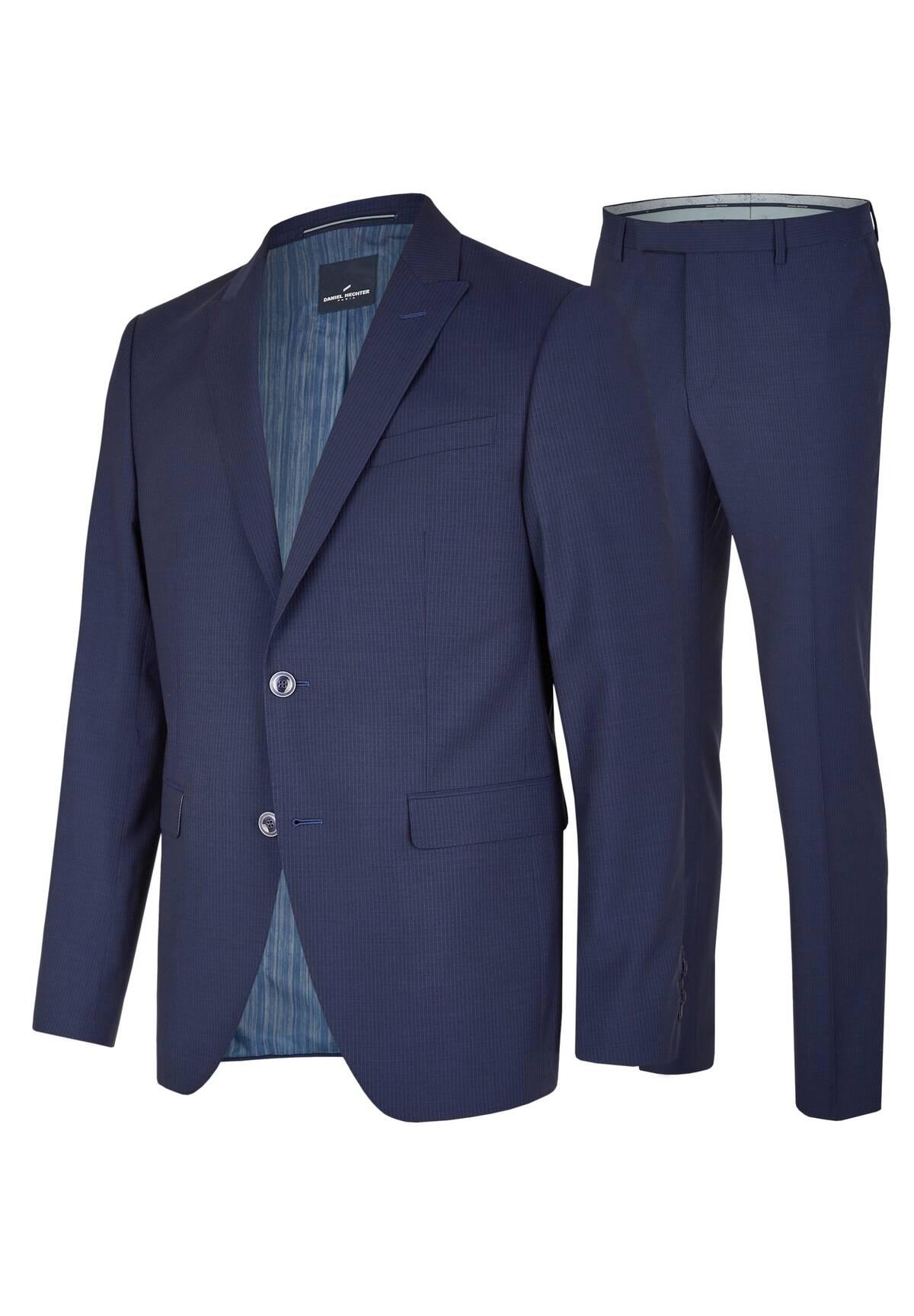 Shape-Anzug mit Spitzfasson / SUIT SHAPE