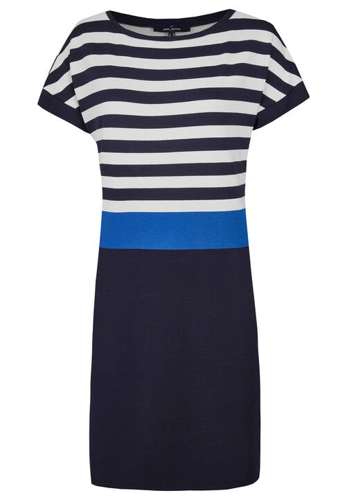 Jersey Dress, midnight blue