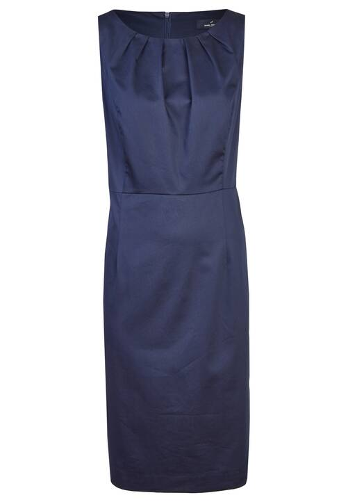 Dress, midnight blue