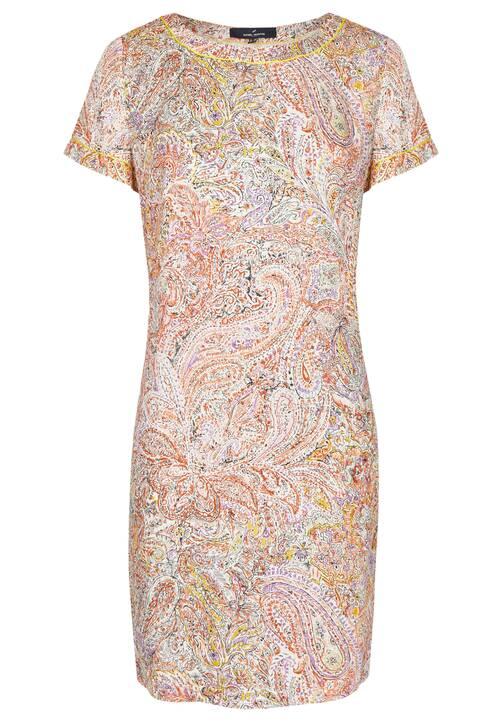 Dress, peach