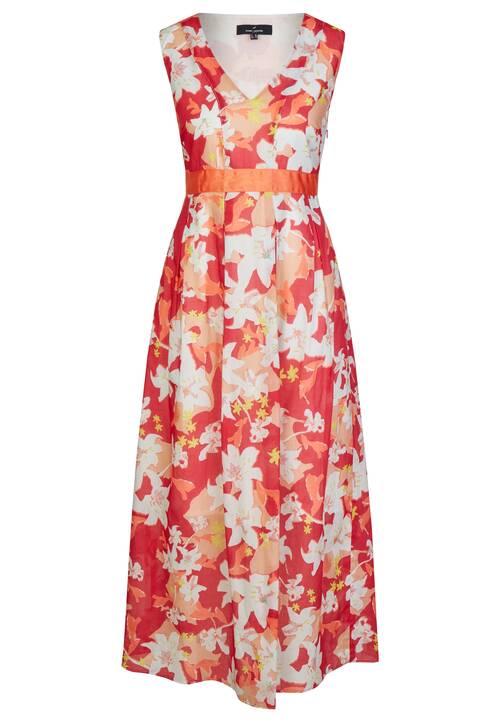 Maxi Dress, red
