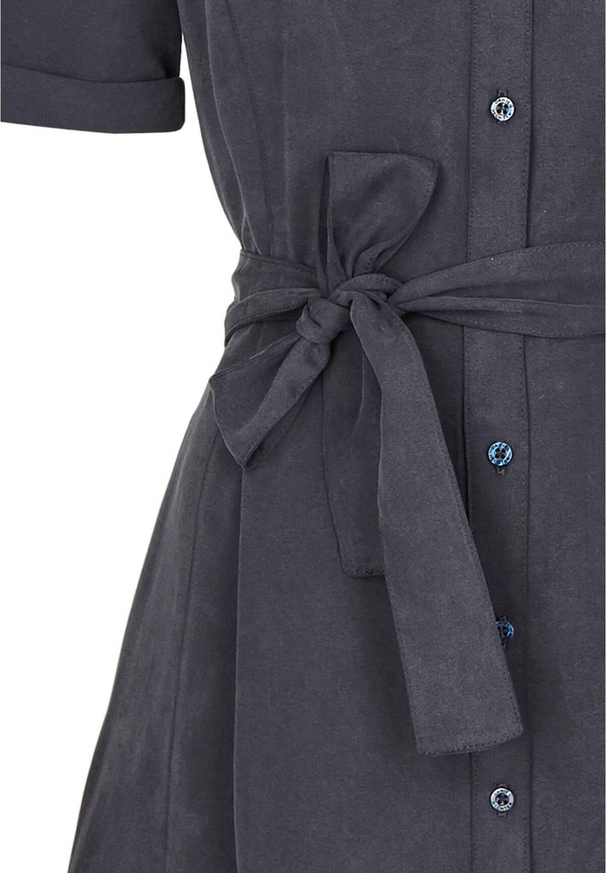 Robe chemise longue /