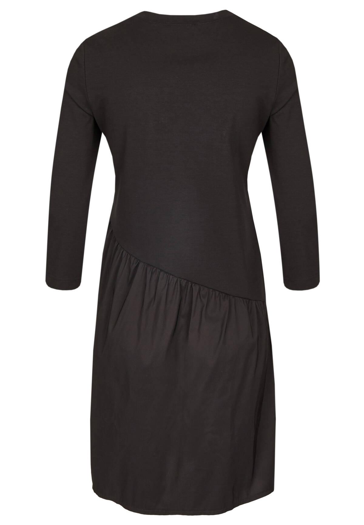 Robe asymétrique /