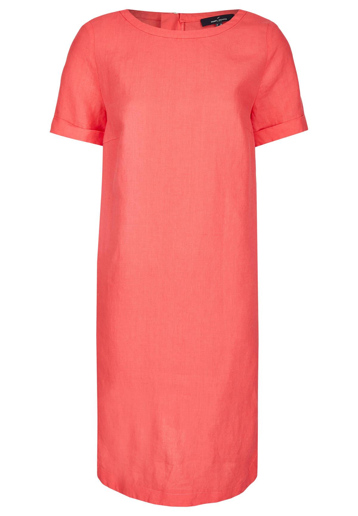 Sommerliches Kleid im schlichten Design / Linen Dress