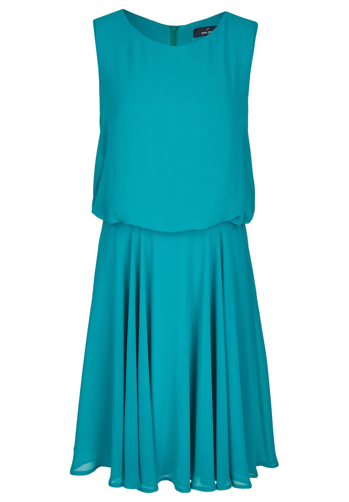 Fließendes Kleid im festlichen Design / Dress