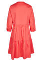 Dress, hibiskus