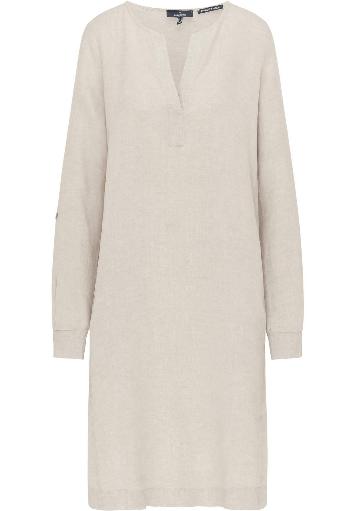 Modernes Leinen-Kleid / Dress
