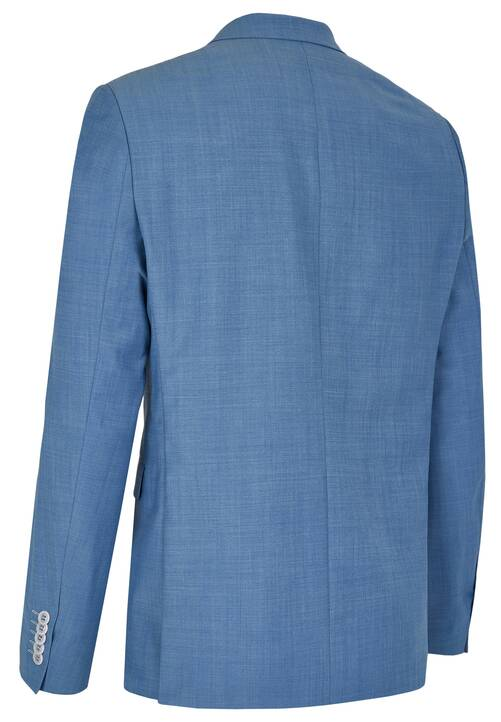 JACKET MODERN TRAVEL, light blue