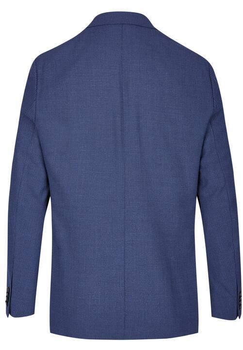 Waschbares Anzug Sakko, midnight blue