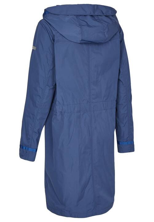 Parka, steel blue
