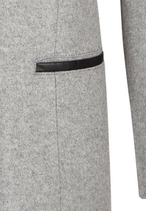 , grey melange