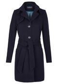 Manteau façon trench coat