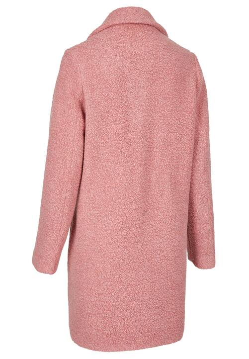 Cozy Coat, light pink