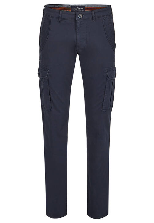 TROUSERS CHINO, midnight blue