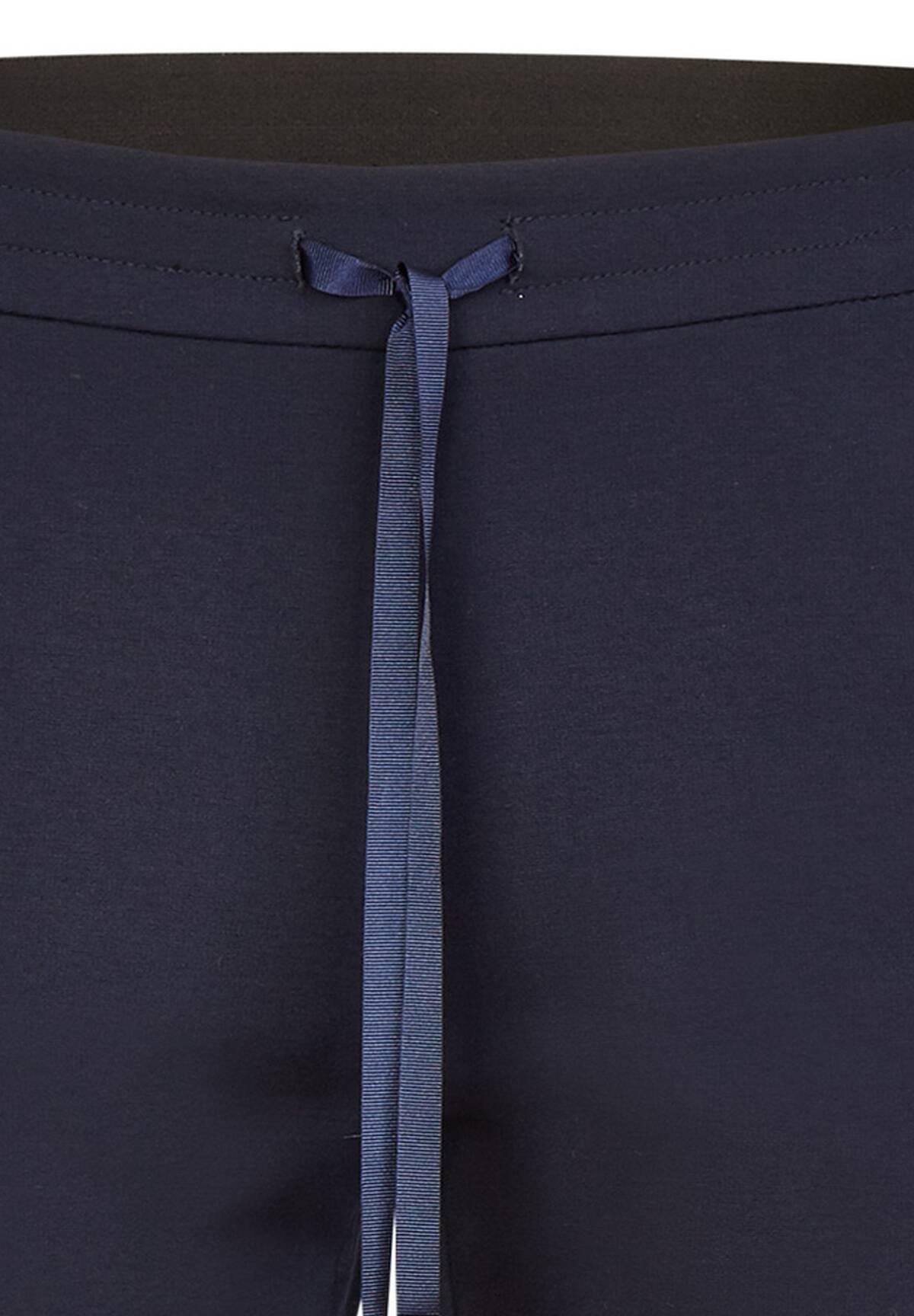 Pantalon droit ceinture /