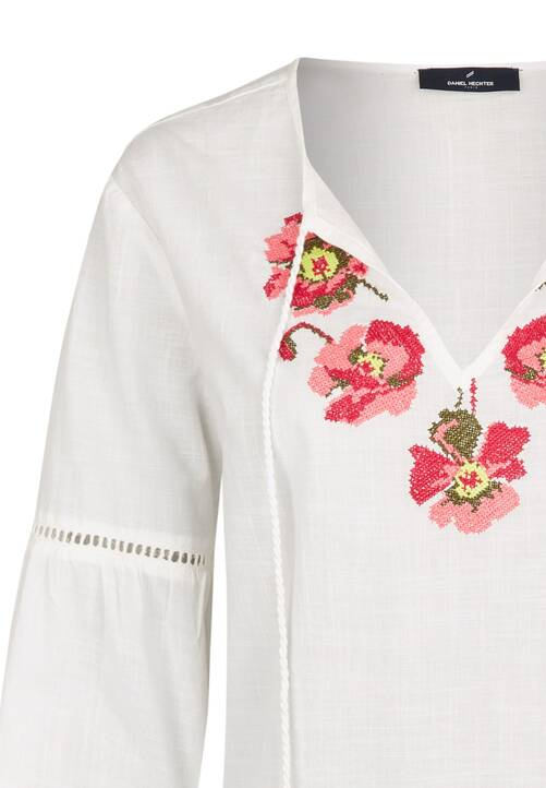Tunika Blouse, white