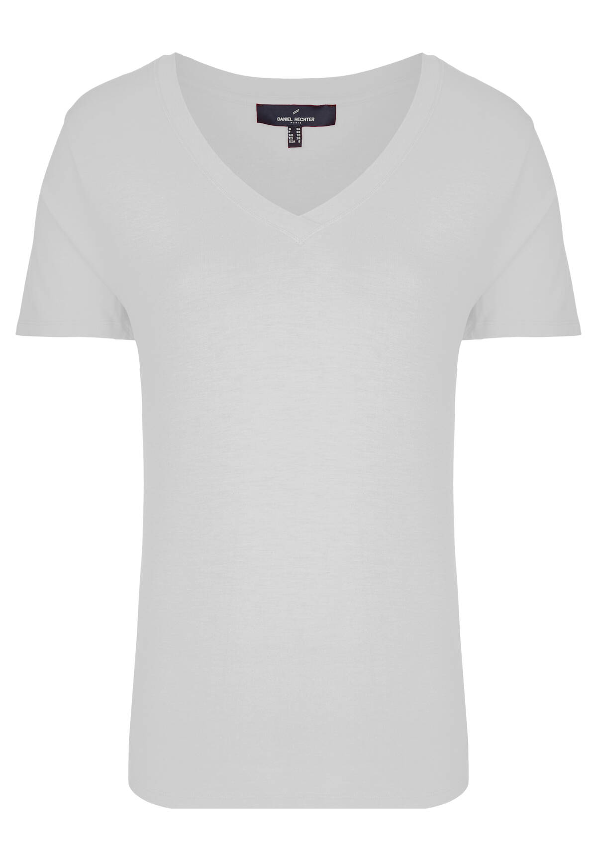 Sportives Shirt aus Viskose / V-Neck Shirt