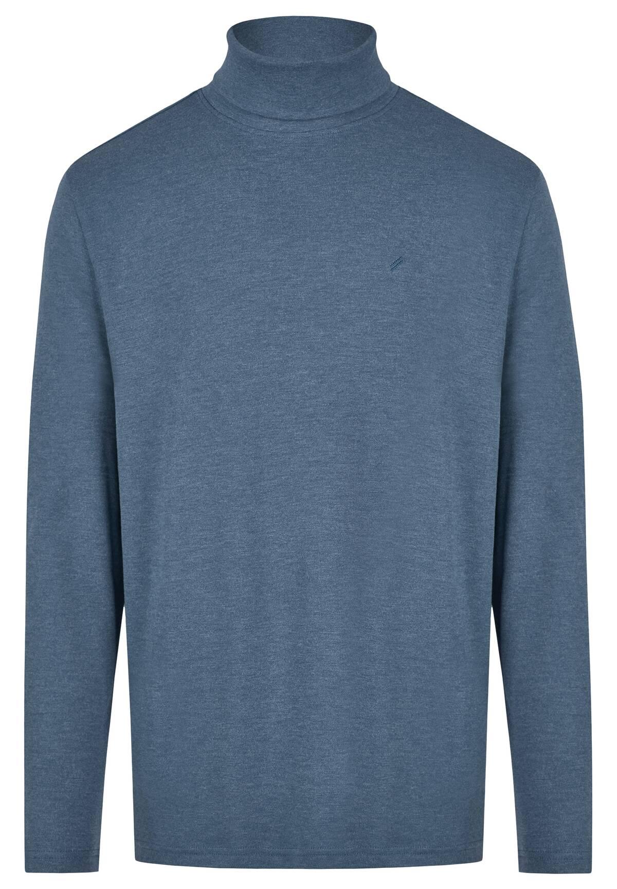 T-shirt col roulé /