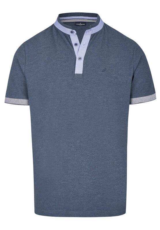 daniel hechter - Piquee Stehkragen Shirt