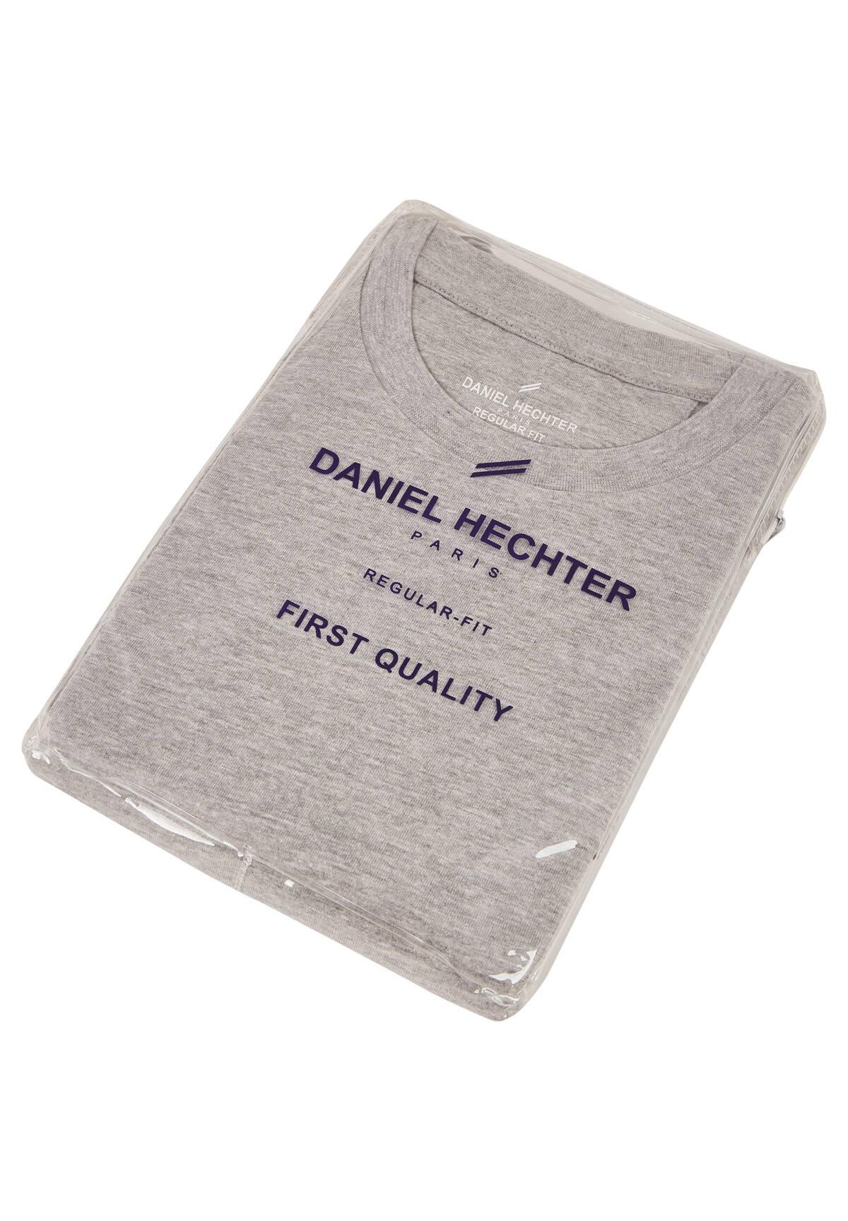 T-shirt col rond vendu par lot de 2 /