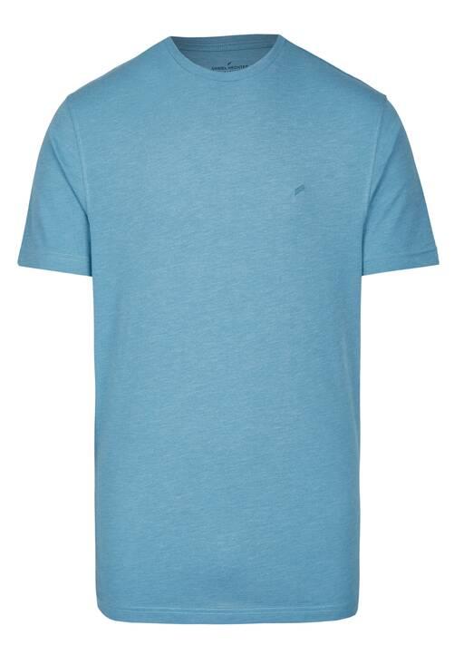 CREW NECK TSHIRT, turquoise