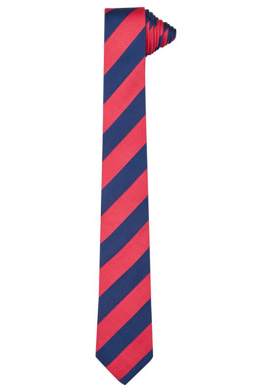 Artikel klicken und genauer betrachten! - Diese geschmackvolle Krawatte aus reiner Seide überzeugt mit ihrem eleganten Streifen-Muster. Die Krawatte ist 7 cm breit und immer ein passendes Accessoire. Modell: DAH-80021-101713   im Online Shop kaufen