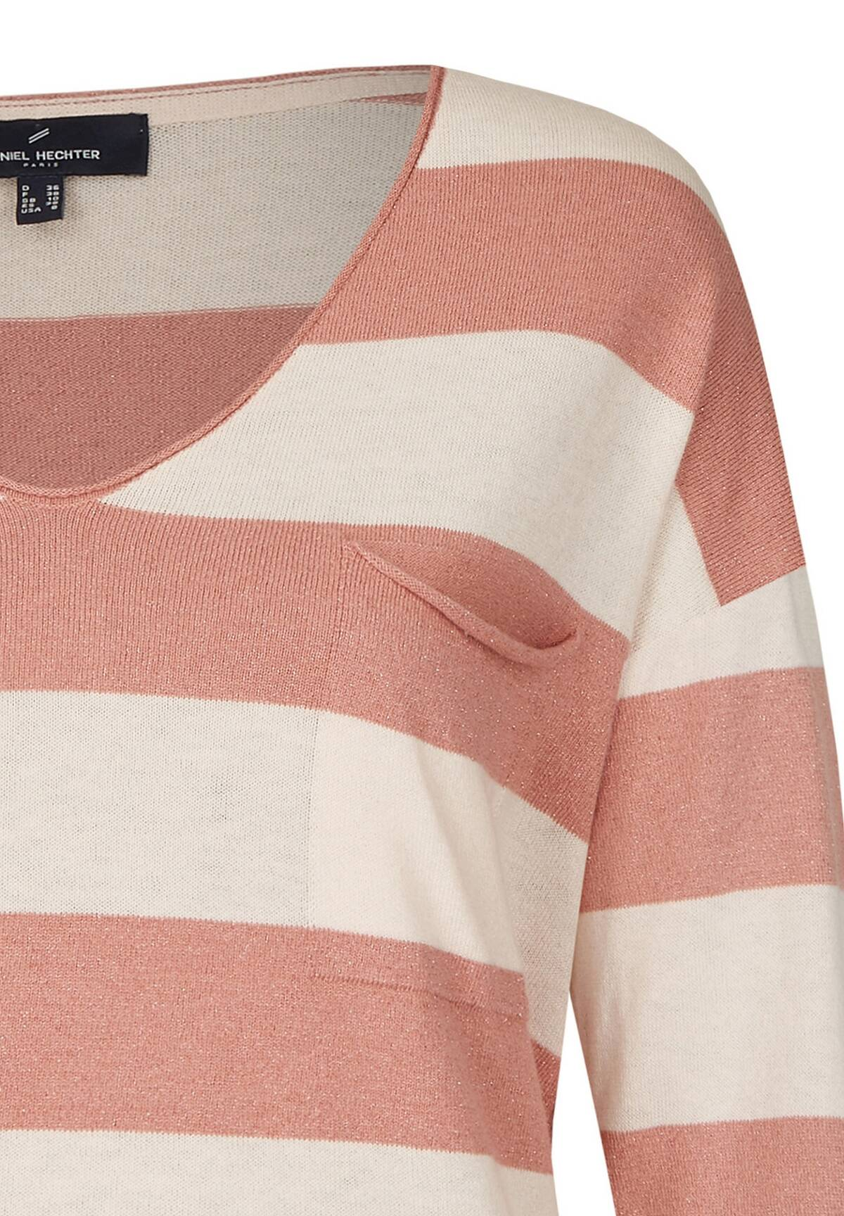 Sommerlicher Strick Pullover / Knit Jumper