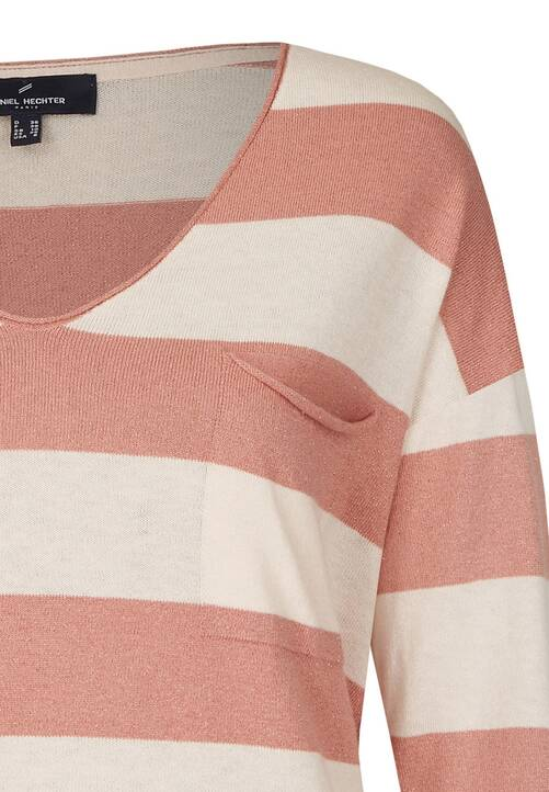 Knit Jumper, dusty rose