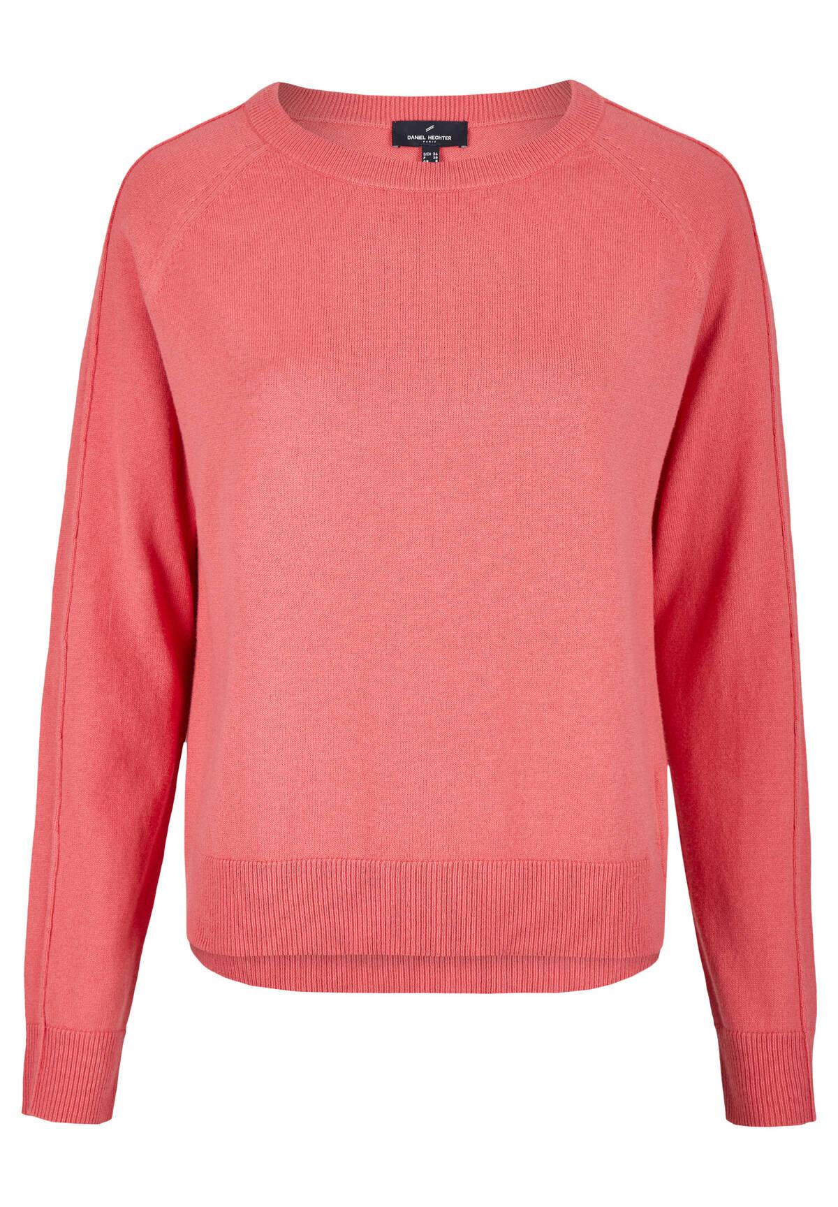 Moderner Pullover / round neck jumper
